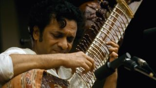 Shankar's mastery of the sitar influenced a generation of musicians