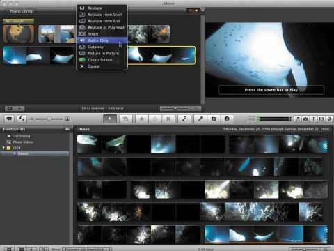 Apple iMovie '09
