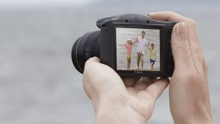 Canon Sx400