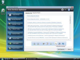 Vista services
