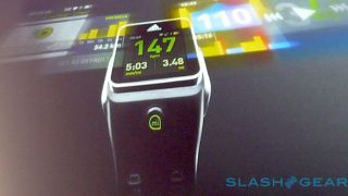 Adidas smartwatch for runners