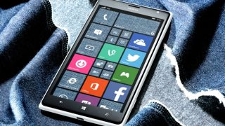 Microsoft Lumia denim