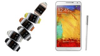 Galaxy Gear and Note 3 bundle