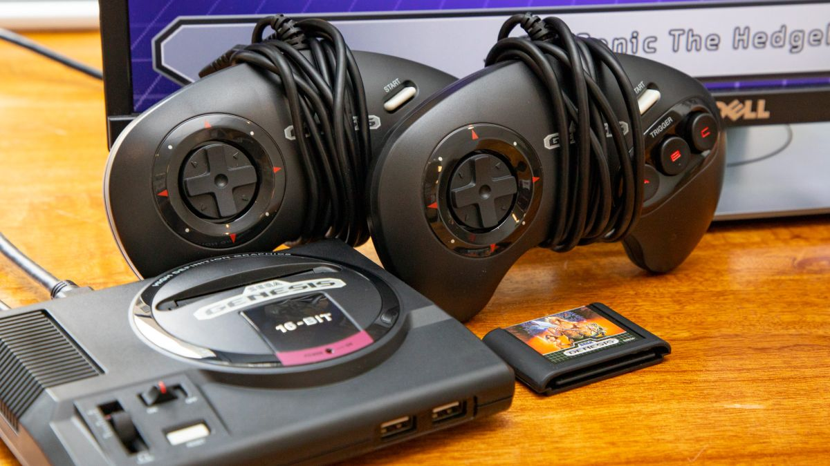 Sega Genesis Mini review | TechRadar