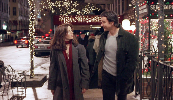 Serendipity Kate Beckinsale and John Cusack Walk
