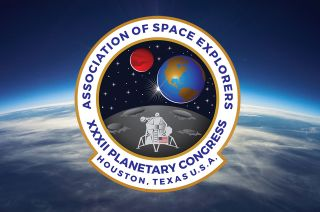 "The Association of Space Explorers' XXXII Planetary Congress in Houston, Texas is bringing together astronauts and cosmonauts to ""Celebrate Apollo, Inspire the Future."""