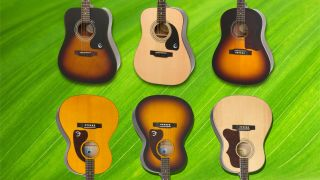 Epiphone Black Friday Sweetwater deals