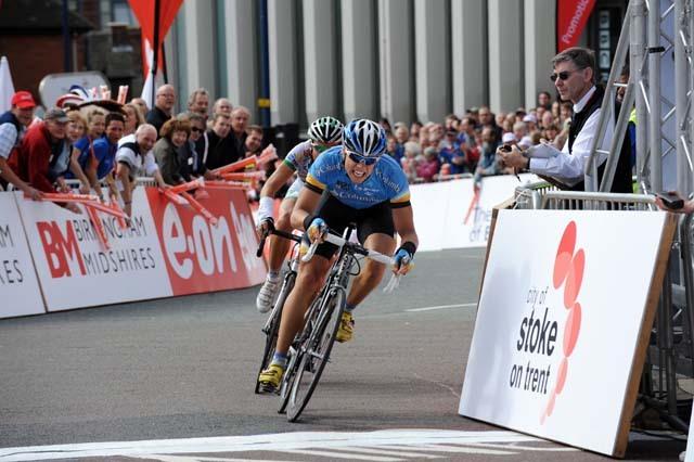 Tour of Britain 2008