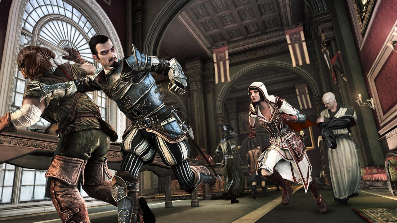 Gamesradar Guides Assassins Creed Brotherhood Clusters Flags