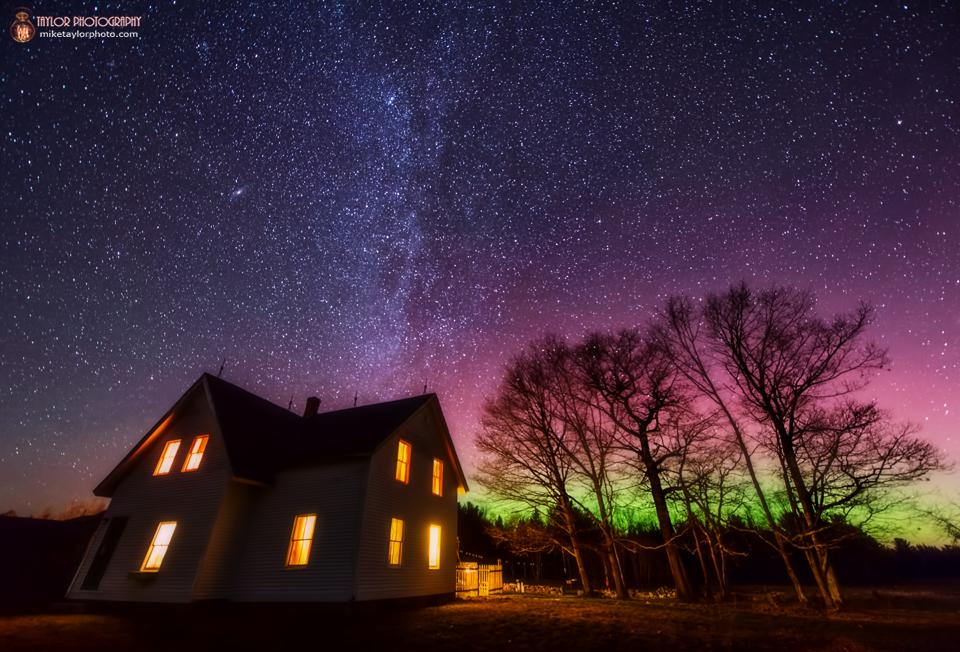 Spectacular Night Sky Photos by Stargazers: December 2013