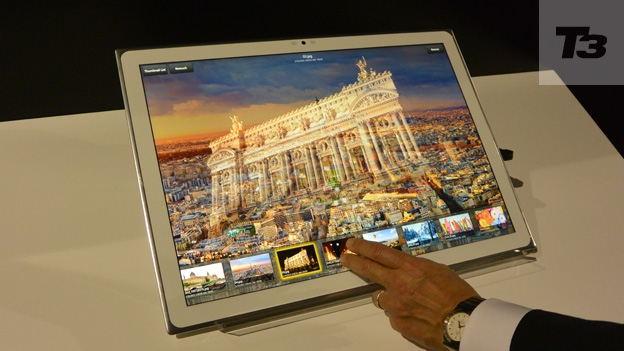 Panasonic 4K tablet review: Hands-on | T3