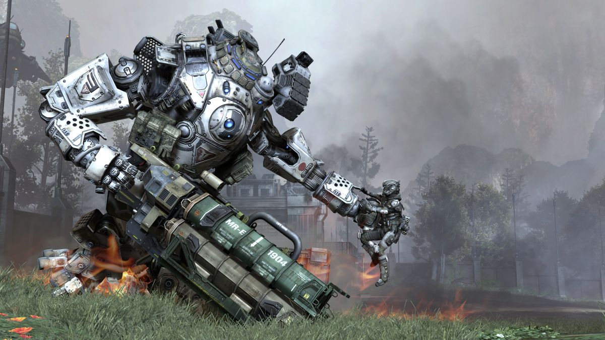 Titanfall's season pass is free on Xbox 360 and Xbox One