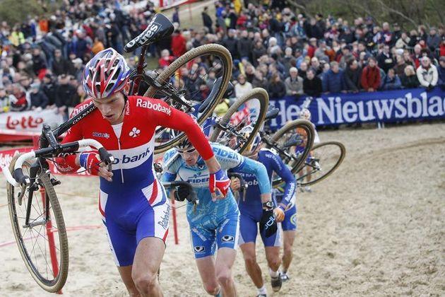World Cup cyclo-cross 2008 Koksijde