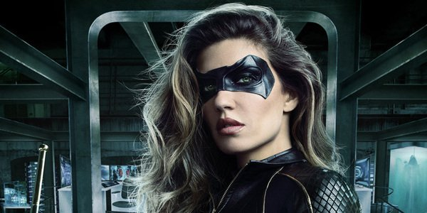 arrow black canary dinah drake