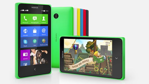 Nokia X and Nokia X+ Android phones revealed