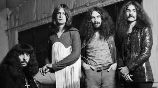 Black Sabbath back in the day