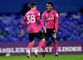 Birmingham City v Derby County – Sky Bet Championship – St Andrews Trillion Trophy Stadium