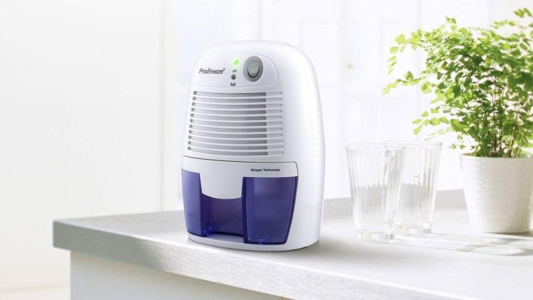 Pro Breeze 500 ml Compact Mini Dehumidifier