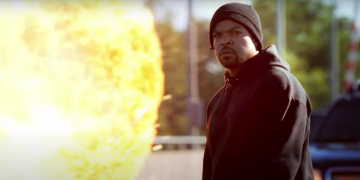 Ice Cube in xXx: State Of The Union