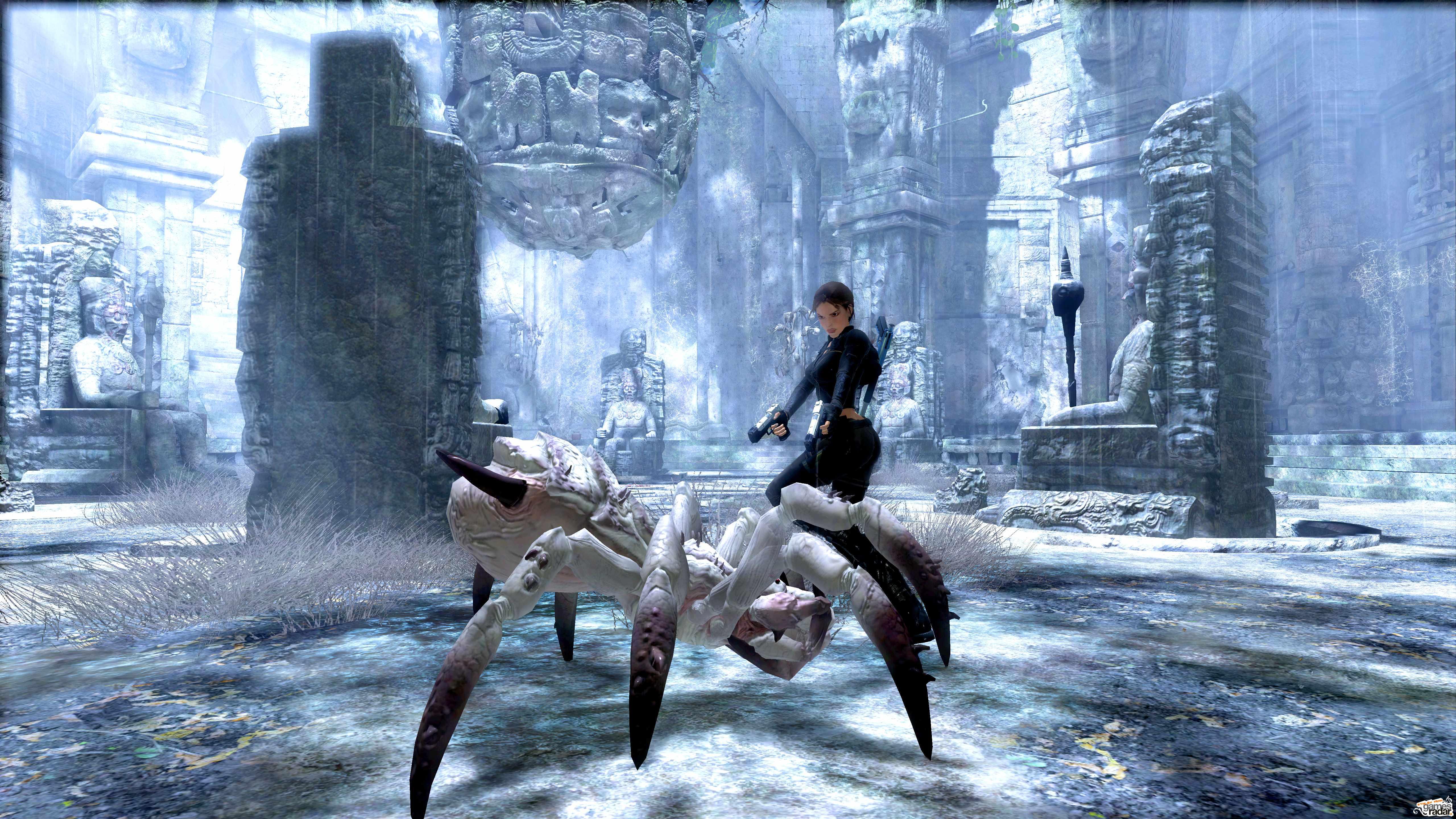 Tomb Raider Underworld Hands On Gamesradar