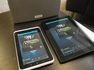 Sonos Android app gets Honeycomb tablet update