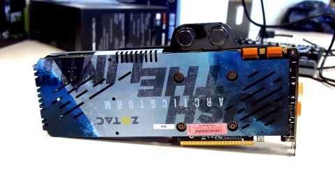 Zotac GeForce GTX 980 Ti Arctic Storm review | TechRadar