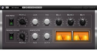 Tonebytes Tape Noise if you want some wow on your tracks it could be worth a flutter
