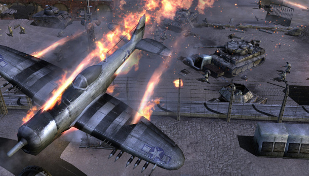 Company of Heroes migrating to Steamworks, old servers closing May