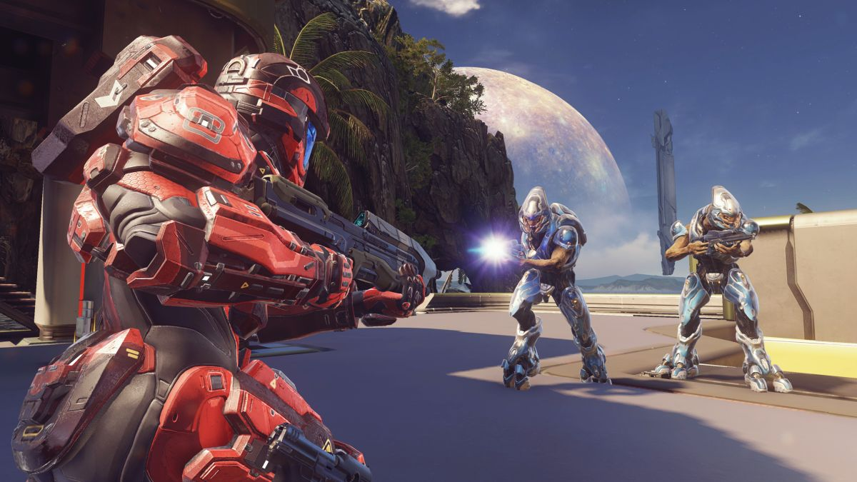 Halo 5 won't get any Xbox Series X optimizations, but it's not all bad news