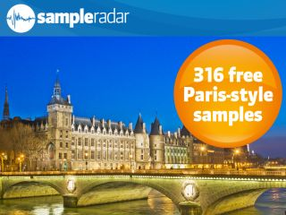 Paris the city of love And samples