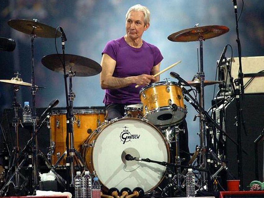 Charlie Watts Not Quitting Rolling Stones Despite Rumors