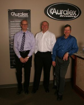 Auralex Makes Leadership Team Appointments
