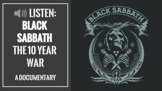 Black Sabbath 10 year war