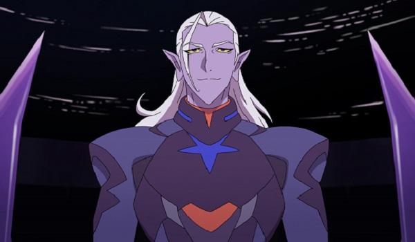 Prince Lotor Voltron: Legendary Defender Netflix