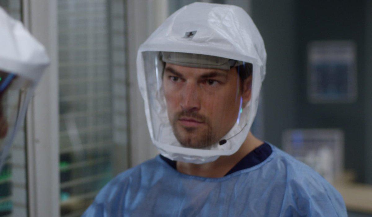 Grey's Anatomy Andrew DeLuca