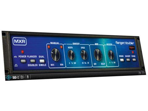 UAD-2 MXR Flanger/Doubler plug-in | MusicRadar
