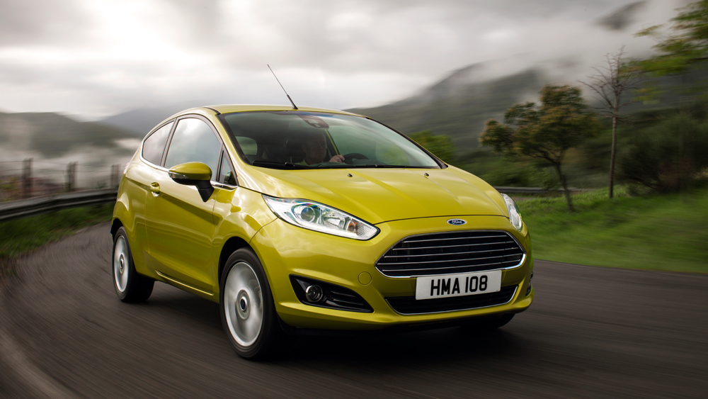 10 Tech Tastic Features Inside The New Ford Fiesta 2012 Techradar