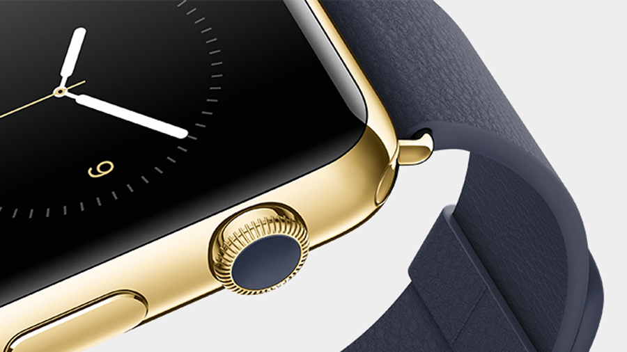 folks your Apple Watch is an 18K gold