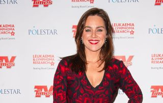 Jill Halfpenny: I have no fear of ageing and get better roles now