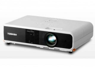 Toshiba adds voice function to its projector