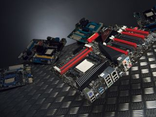 The best AM3 motherboards