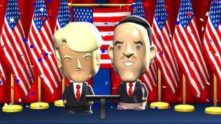 The Political Machine 2016