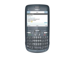 Nokia C3 - for all the text pests