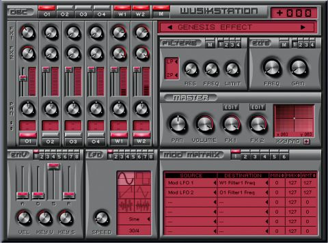 Wusikstation 2: a great value virtual instrument!