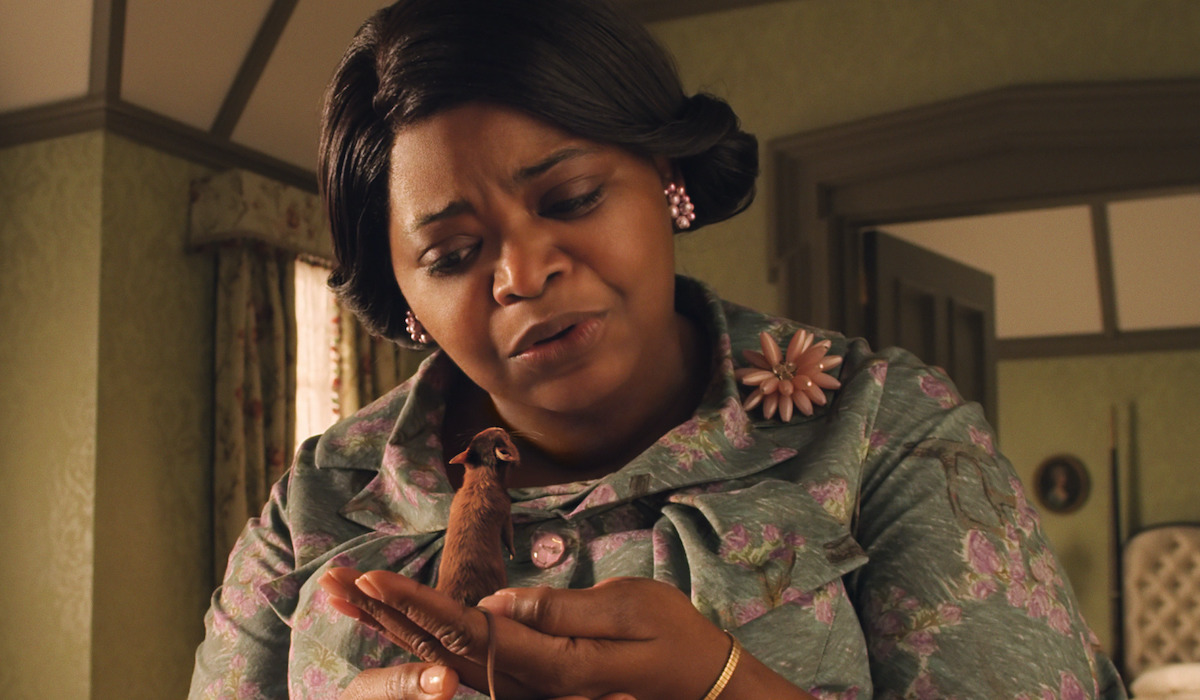 Octavia Spencer in The Witches 2020
