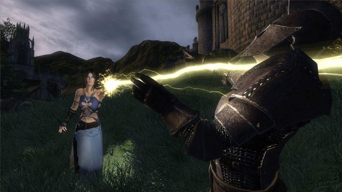 The Best Oblivion Mods | PC Gamer