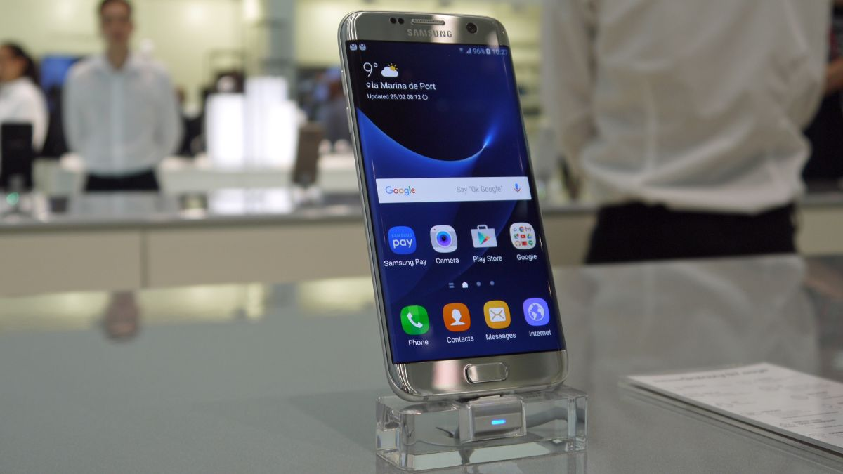 Galaxy S7 hints that Samsung is next to kill the app drawer
