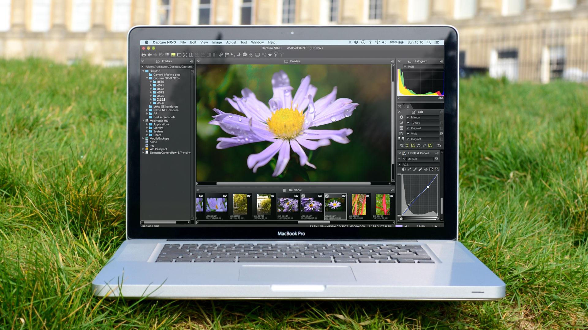 Nikon capture nx d review techradar baditri Gallery