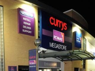 Currys and PC World - hit hard