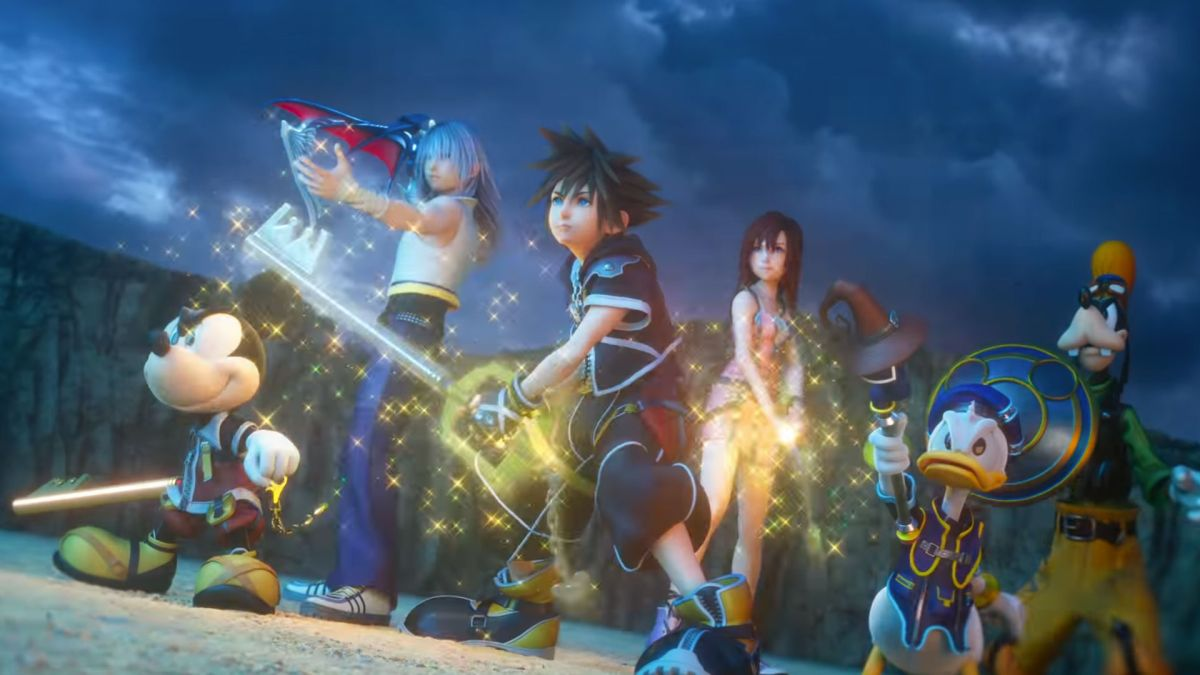 Kingdom Hearts 3 Ending Explained What Do All Those Endings Really Mean For The Future Of The Series Gamesradar